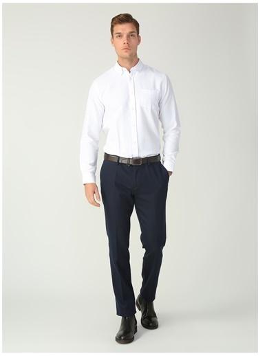 Fabrika Comfort Fabrika Comfort  Düz Lacivert Klasik Pantolon Lacivert